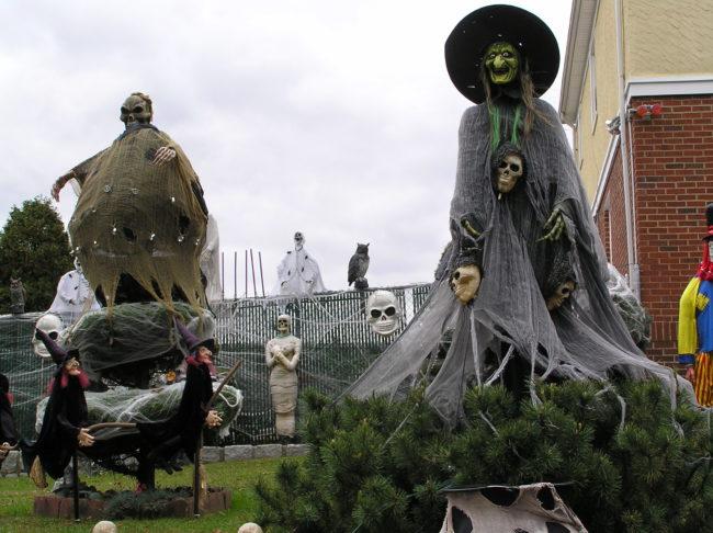 Halloween, son étrange origine 2