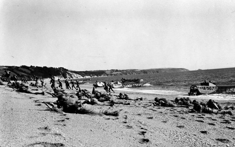 plage-du-debarquement-normandie