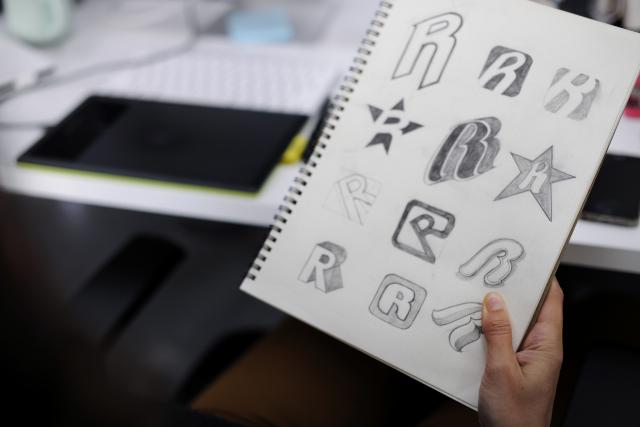 Comment creer un logo