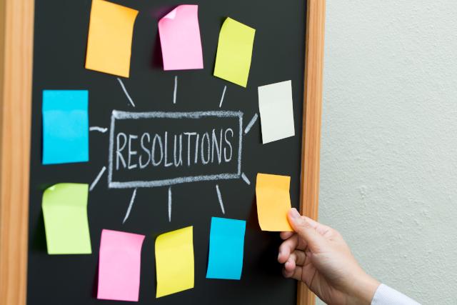 Pour une année en bonne santé, faites le plein de résolutions utiles