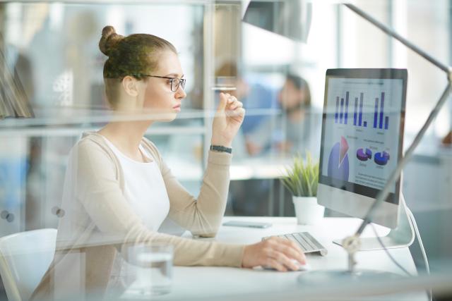 Analyse de données logiciel ERP