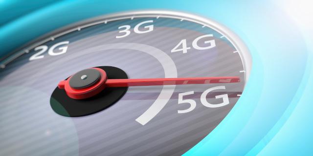 débit de connexion 5G