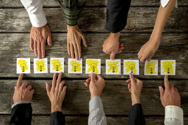 brainstorming innovation entreprise