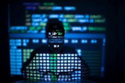 Hacker de logiciel ransomware