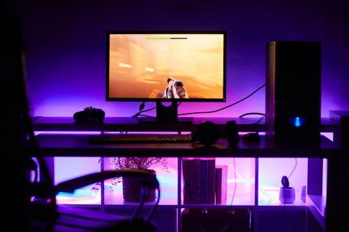Choisir son bureau gaming