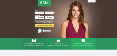 EliteRencontre Le site de rencontre pour retrouver l'amour