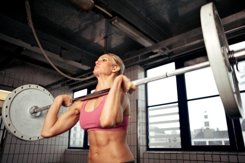 musculation femme fitness