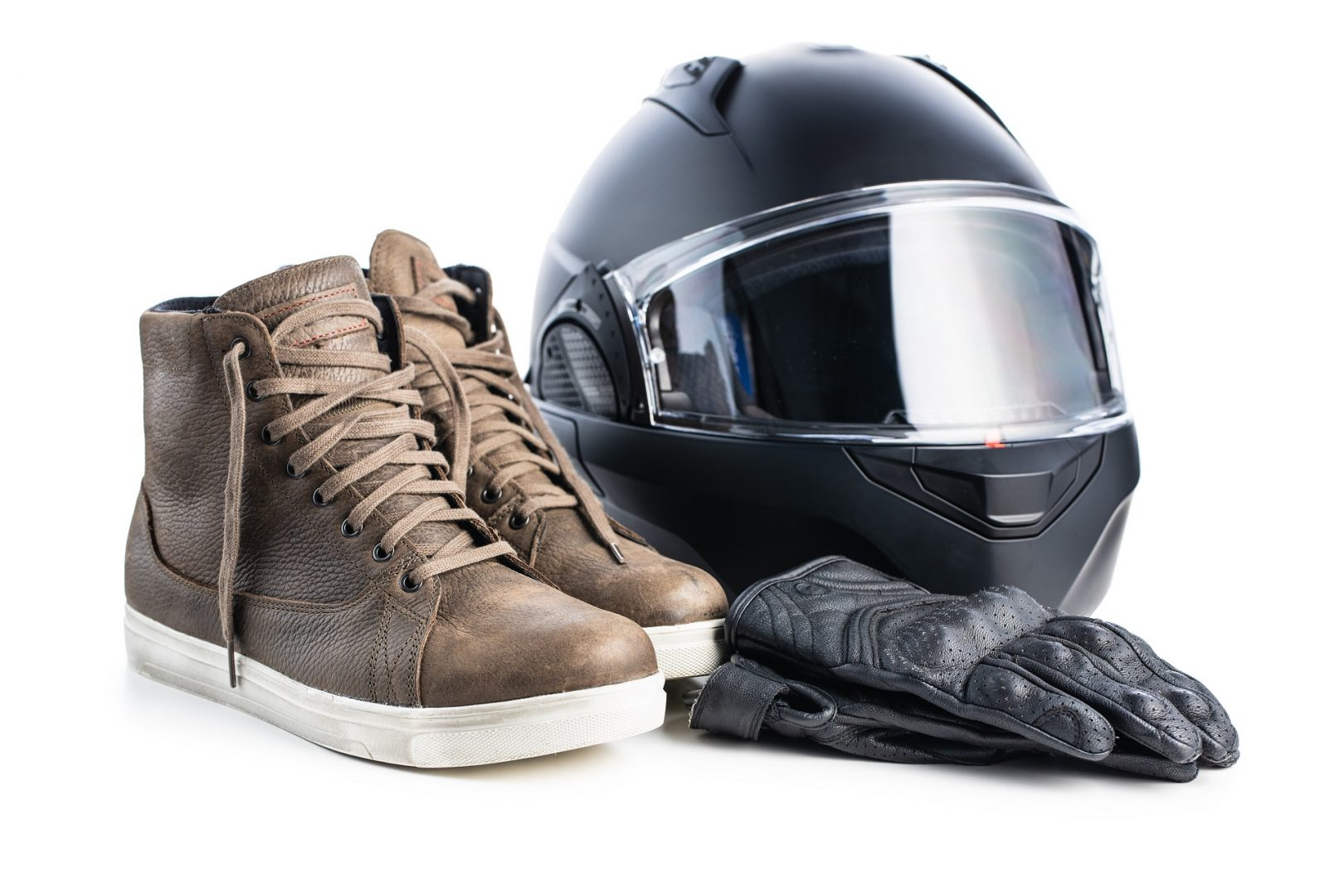 chaussure moto route