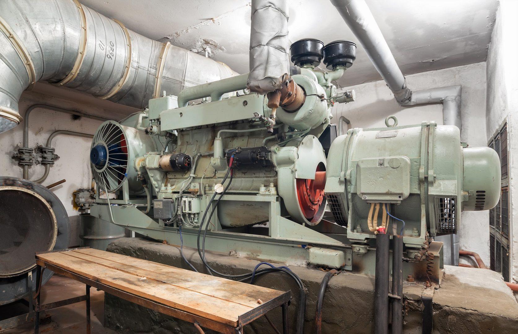 génératrice diesel