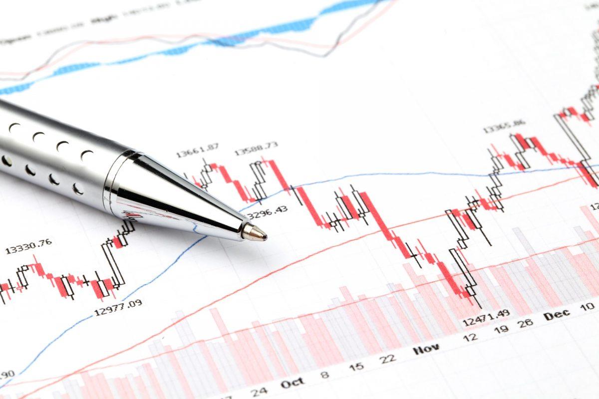 graphique bourse